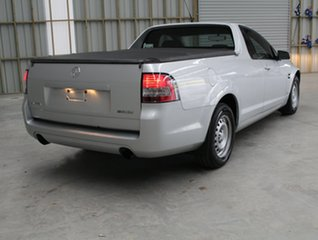 2012 Holden Ute VE II MY12 Omega Silver 6 speed Automatic Utility