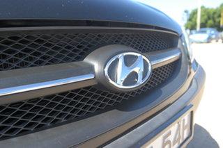 2009 Hyundai Getz TB MY09 SX Black 5 Speed Manual Hatchback