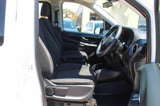 2017 Mercedes-Benz Vito 447 119BlueTEC Crew Cab MWB 7G-Tronic + White 7 Speed Sports Automatic Van
