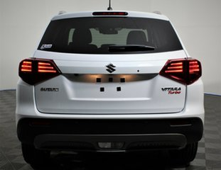 2020 Suzuki Vitara LY Series II Turbo 2WD Cool White 6 Speed Sports Automatic Wagon