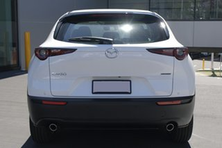 2020 Mazda CX-30 DM2W7A G20 SKYACTIV-Drive Evolve Polymetal Grey 6 Speed Sports Automatic Wagon