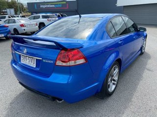 2011 Holden Commodore VE II SV6 Blue 6 Speed Sports Automatic Sedan.