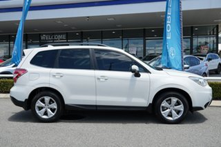 2015 Subaru Forester S4 MY15 2.0D-L CVT AWD White 7 Speed Wagon
