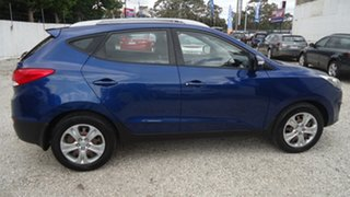 2013 Hyundai ix35 LM3 MY14 Active Blue 6 Speed Sports Automatic Wagon.