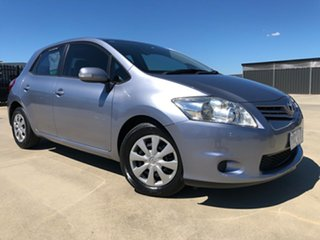 2010 Toyota Corolla ZRE152R MY10 Ascent Grey 4 Speed Automatic Hatchback.