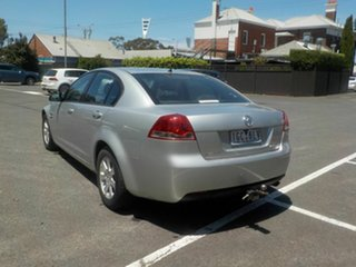 2008 Holden Commodore VE MY08 Omega (D/Fuel) Silver 4 Speed Automatic Sedan