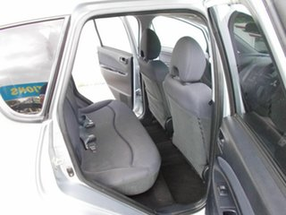 2006 Mitsubishi Colt Silver 5 Speed Manual Hatchback