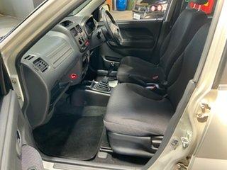 2004 Suzuki Ignis GL Silver 5 Speed Manual Hatchback