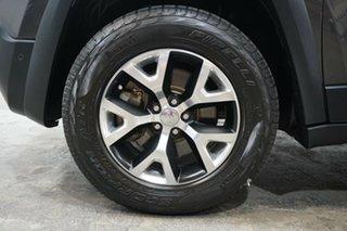 2017 Jeep Cherokee KL MY17 Trailhawk Grey 9 Speed Sports Automatic Wagon