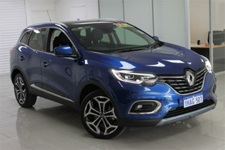 2019 Renault Kadjar XFE Intens Iron Blue 7 Speed Sports Automatic Dual Clutch Wagon.