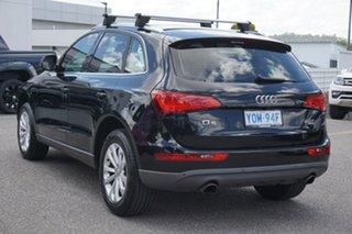 2014 Audi Q5 8R MY14 TFSI Tiptronic Quattro Black 8 Speed Sports Automatic Wagon