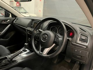 2012 Mazda 6 GJ1031 Touring SKYACTIV-Drive Silver 6 Speed Sports Automatic Wagon