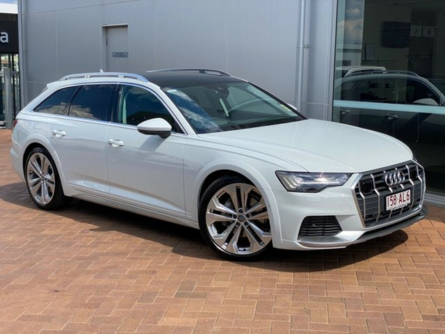 Demo Audi A6 4A MY20 Allroad Tiptronic Quattro 45 TDI Toowoomba, 2020 Audi A6 4A MY20 Allroad Tiptronic Quattro 45 TDI 8 Speed Sports Automatic Wagon