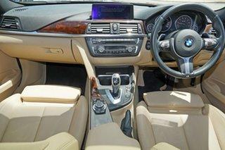 2013 BMW 3 Series F30 MY0813 335i M Sport Black 8 Speed Sports Automatic Sedan