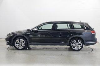 2017 Volkswagen Passat 3C (B8) MY17 140TDI DSG 4MOTION Alltrack Black 6 Speed.