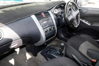 2011 Mitsubishi Colt RG MY11 VR-X Blue 5 Speed Manual Hatchback