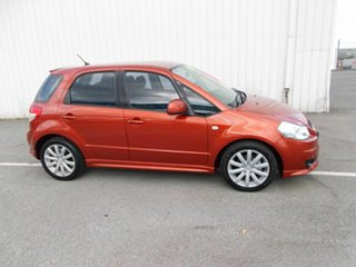 2010 Suzuki SX4 S SERIES Bronze 6 Speed Manual Hatchback.