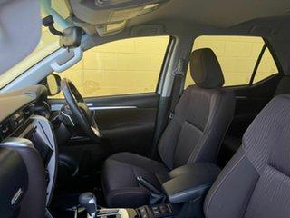 2019 Toyota Fortuner GUN156R GXL Silver 6 Speed Automatic Wagon