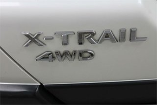 2011 Nissan X-Trail T31 ST White 6 Speed Manual Wagon