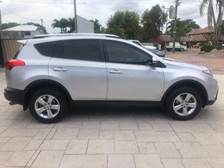 2014 Toyota RAV4 ZSA42R MY14 GXL 2WD Silver 7 Speed Constant Variable Wagon