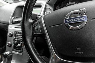 2012 Volvo XC60 DZ MY13 T5 PwrShift Teknik Grey 6 Speed Sports Automatic Dual Clutch Wagon