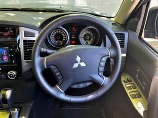 2020 Mitsubishi Pajero NX MY21 GLS Graphite 5 Speed Sports Automatic Wagon