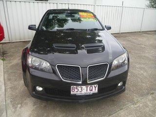 2009 Holden Ute VE MY10 SS V Special Edition Black 6 Speed Sports Automatic Utility