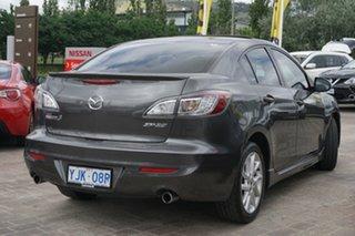 2013 Mazda 3 BL10L2 MY13 SP25 Grey 6 Speed Manual Sedan