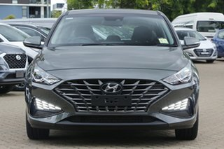 2020 Hyundai i30 PD.V4 MY21 Amazon Gray 6 Speed Manual Hatchback