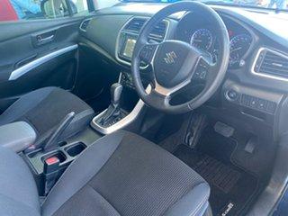 2017 Suzuki S-Cross JY Turbo Blue 6 Speed Sports Automatic Hatchback