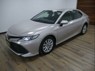 2018 Toyota Camry ASV70R MY19 Ascent Steel Blonde 6 Speed Automatic Sedan