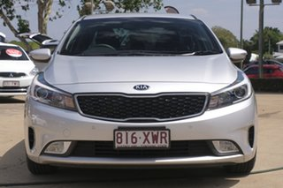 2017 Kia Cerato YD MY17 S Silver 6 Speed Sports Automatic Sedan