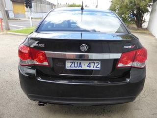 2013 Holden Cruze JH Series II MY13 SRi-V  Black Mica Metallic 6 Speed Manual Sedan
