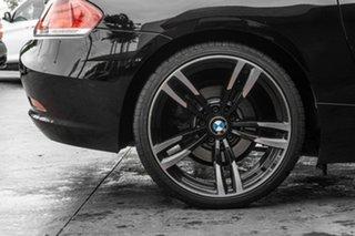 2010 BMW Z4 E89 MY1110 sDrive30i Steptronic Black 6 Speed Sports Automatic Roadster