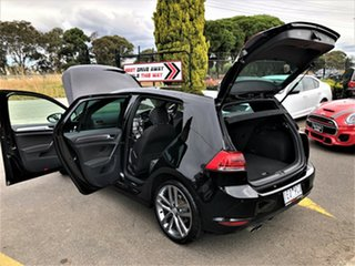 2015 Volkswagen Golf VII MY15 103TSI DSG Highline Black 7 Speed Sports Automatic Dual Clutch
