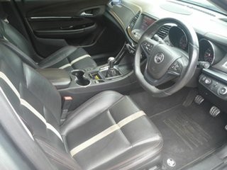 2014 Holden Commodore VF MY14 SS V Redline Grey 6 Speed Manual Sedan.