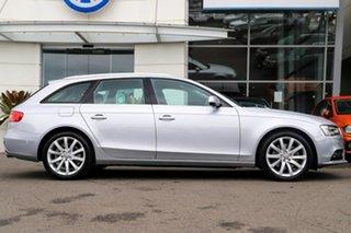 2015 Audi A4 B8 8K MY15 Ambition Avant S Tronic Quattro Silver, Chrome 7 Speed.