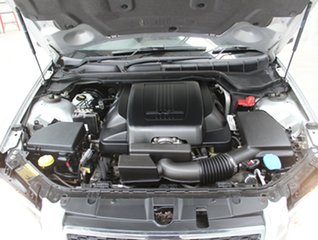 2012 Holden Ute VE II MY12 Omega Silver 6 speed Automatic Utility.