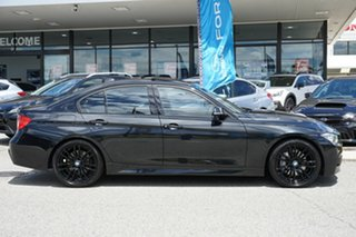 2013 BMW 3 Series F30 MY0813 335i M Sport Black 8 Speed Sports Automatic Sedan