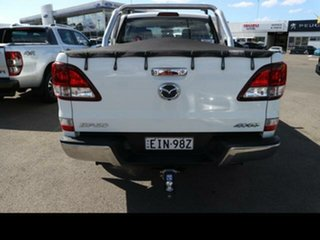 2016 Mazda BT-50 MY16 XTR (4x4) White 6 Speed Manual Dual Cab Utility
