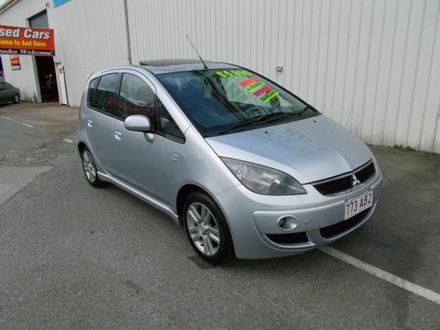 Used Mitsubishi Colt Woodridge, 2006 Mitsubishi Colt Silver 5 Speed Manual Hatchback