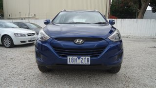 2013 Hyundai ix35 LM3 MY14 Active Blue 6 Speed Sports Automatic Wagon