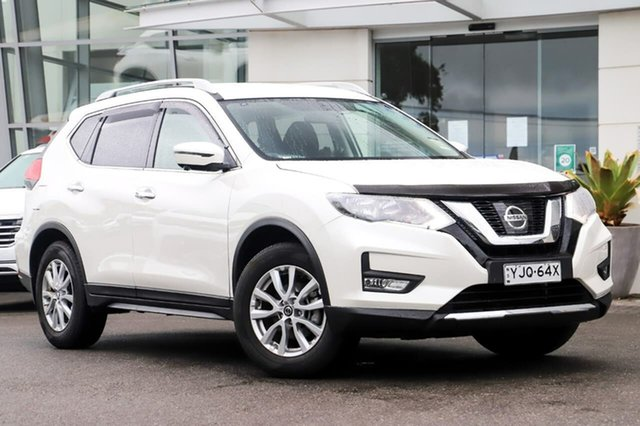 Demo Nissan X-Trail T32 Series III MY20 ST-L X-tronic 2WD Sutherland, 2020 Nissan X-Trail T32 Series III MY20 ST-L X-tronic 2WD Ivory Pearl 7 Speed Constant Variable