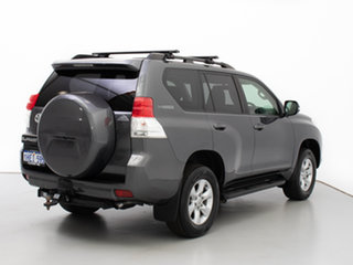 2012 Toyota Landcruiser Prado KDJ150R 11 Upgrade Altitude (4x4) Grey 5 Speed Sequential Auto Wagon