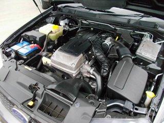2008 Ford Falcon XR6 Grey 5 Speed Automatic Sedan