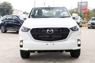 2020 Mazda BT-50 B30B XT (4x4) Ice White 6 Speed Automatic Freestyle Cab Chassis