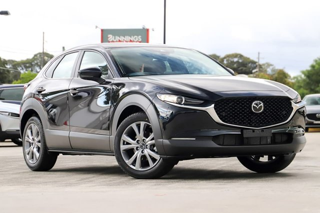 New Mazda CX-30 Kirrawee, CX-30B Evolve VT 2.0 Ptrl 6sp Auto FWD 5d Wag