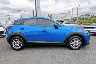 2018 Mazda CX-3 DK2W76 Maxx SKYACTIV-MT Blue 6 Speed Manual Wagon
