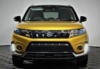 2020 Suzuki Vitara LY Series II Turbo 2WD Solar Yellow & Cosmic Black Roof 6 Speed Sports Automatic.