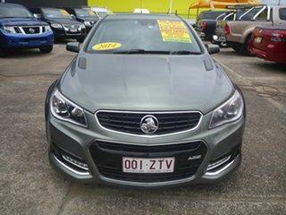 2014 Holden Commodore VF MY14 SS V Redline Grey 6 Speed Manual Sedan